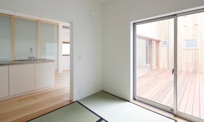 S-HOUSE (和室)