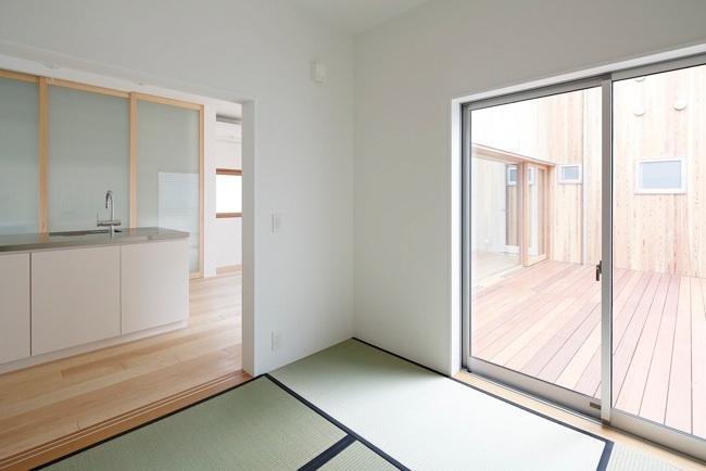 S-HOUSEの部屋 和室