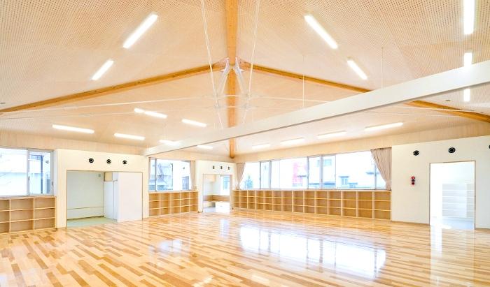 植竹第二放課後児童クラブの部屋 uetake02