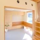 高橋和夫の住宅事例「植竹第二放課後児童クラブ」