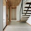 027甲府 I さんの家の写真 階段