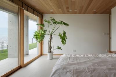 寝室 (027甲府 I さんの家)