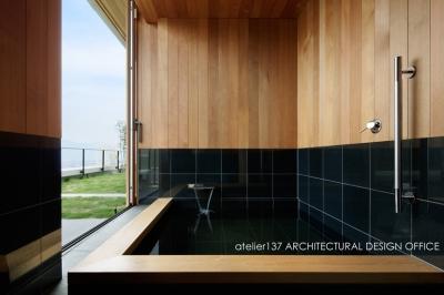 浴室 (027甲府 I さんの家)