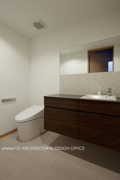 トイレ (027甲府 I さんの家)