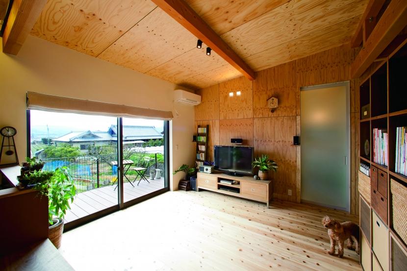 建築家:松井 豊「TERRACE」