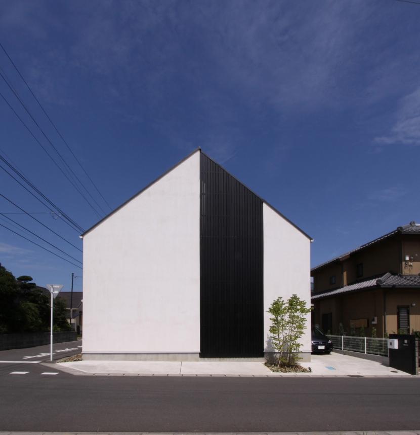 建築家:石川淳「デザイン住宅外観いろいろ」