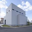 松井 豊の住宅事例「SLIT」