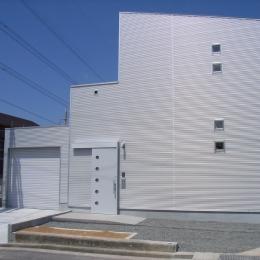 SILVER BOX (外観)