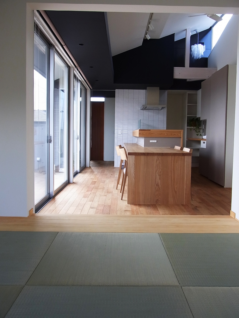 愛媛・西条の家の部屋 LDK