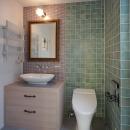 『SPRAY』 ― 螺旋階段の写真 トイレ・洗面