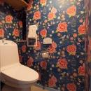 『primary colors』 ― 一番気持ちのいい場所の写真 トイレ