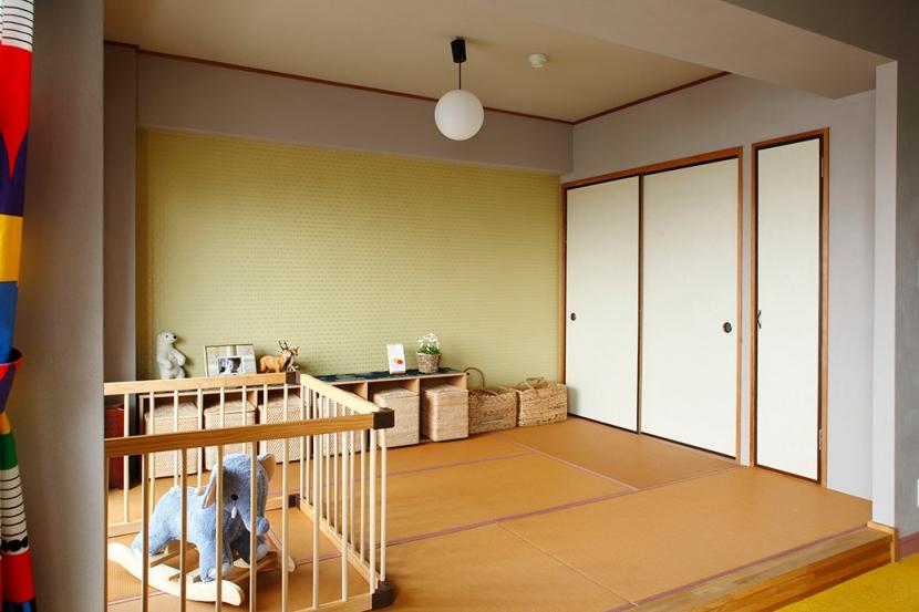 世田谷区K邸~SAKU~の部屋 和室