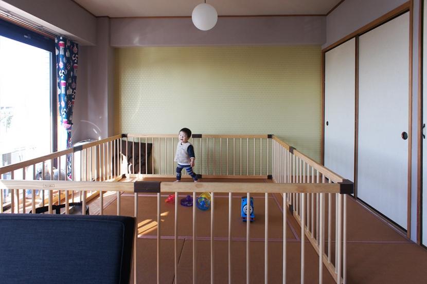 世田谷区K邸~SAKU~の部屋 和室2