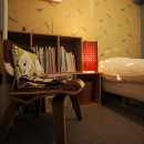 『SAKU』 ― カラー・リノベーションの写真 寝室1