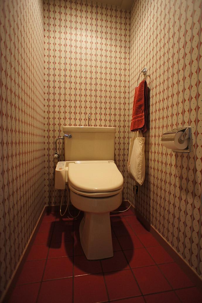 世田谷区K邸~SAKU~の部屋 トイレ