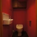 『JELLY』 ― 見通しよくの写真 トイレ