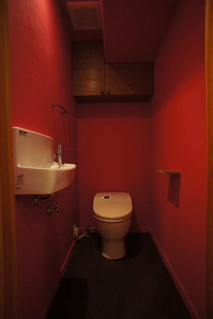 杉並区A邸~JELLY~の部屋 トイレ