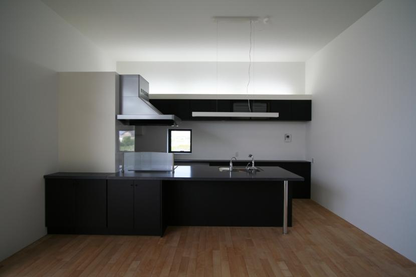 リビングのデザイン・いろいろなあり方の部屋 アイランドキッチンのあるダイニング