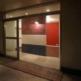 リノベーション・リフォーム会社 空間社の住宅事例「文京区~TRICOROLE~」
