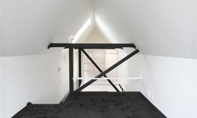 リビングのデザイン・いろいろなあり方 (幅3mの家 座ですごすリビング)