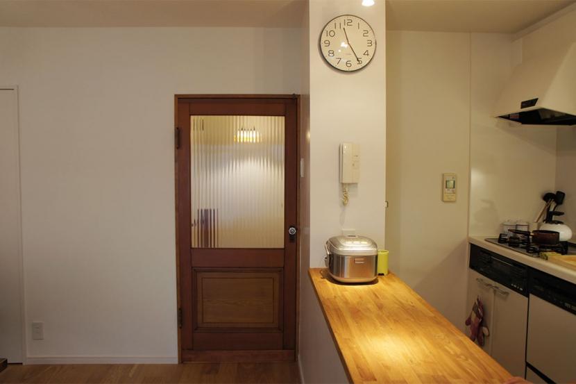 世田谷区T邸~TSUNAGU~ (キッチン1)
