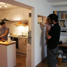 世田谷区T邸~TSUNAGU~ (キッチン3)