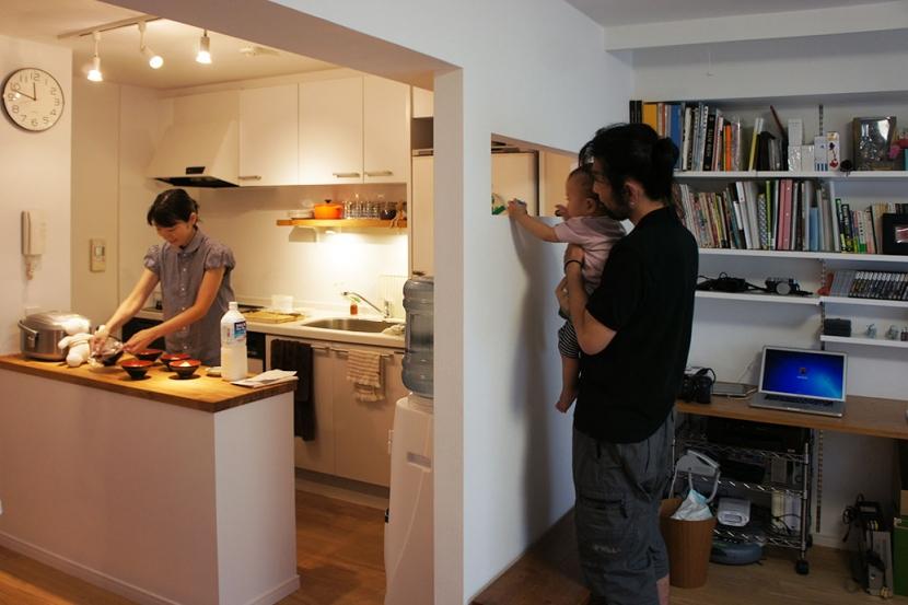 世田谷区T邸~TSUNAGU~の部屋 キッチン3