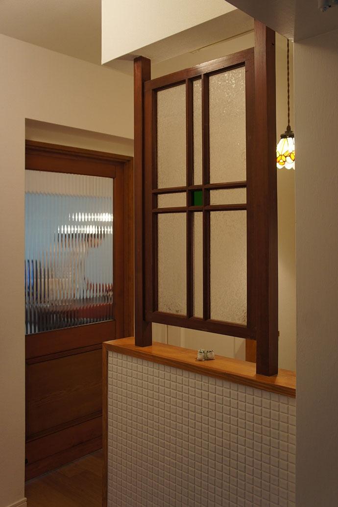世田谷区T邸~TSUNAGU~の部屋 廊下