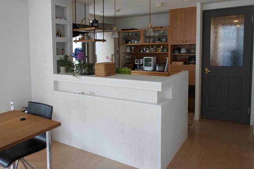 墨田区I邸~Stonington~の写真 キッチン