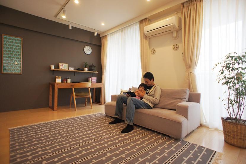 リノベーション・リフォーム会社:空間社「墨田区I邸~Stonington~」