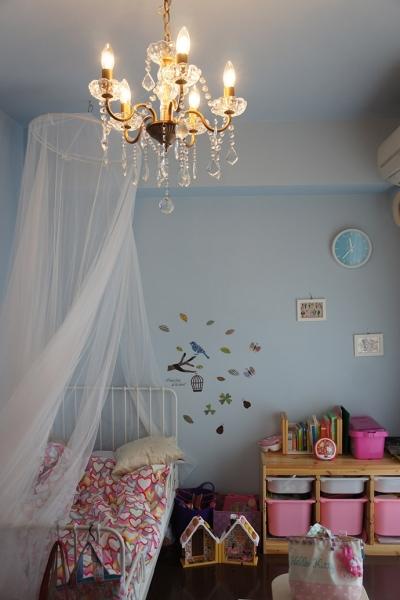子供部屋 (墨田区I邸~Stonington~)