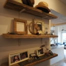 DIY飾り棚