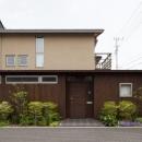 コンパクトハウス/Saさんの家の写真 西側外観
