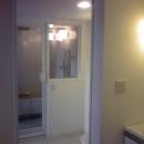 ハーフコートハウス/Okiさんの家の写真 ワンルームマンションの様にプライベートフロアー