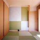 落ち着きも開放感も併せ持つ和室
