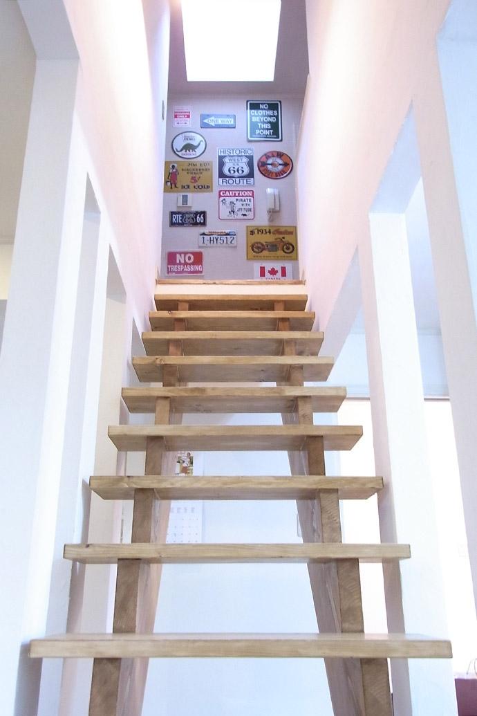 世田谷区I邸~RUSPIC~の部屋 階段2