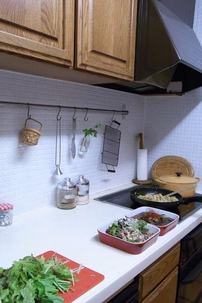 キッチン (世田谷区I邸~RUSPIC~)