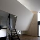 狭小二世帯住宅 OUCHI-01の写真 2階リビング