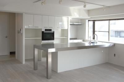 キッチン1 (目黒区U邸~T:C~)
