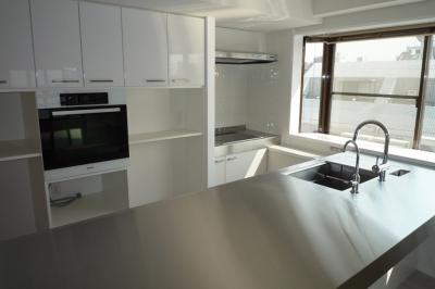 キッチン4 (目黒区U邸~T:C~)