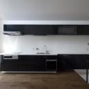 狭小二世帯住宅 OUCHI-01の写真 子世帯キッチン