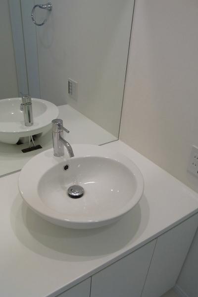 洗面室2 (目黒区U邸~T:C~)