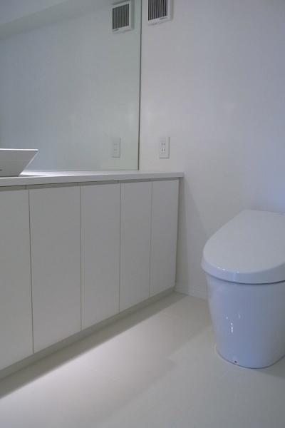 トイレ (目黒区U邸~T:C~)