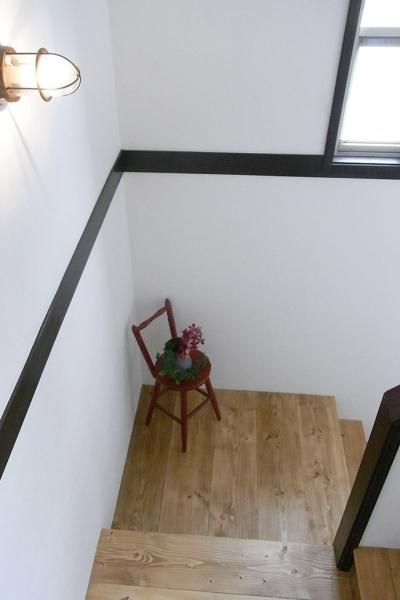 階段 (世田谷区E・S邸~ARUCO~)