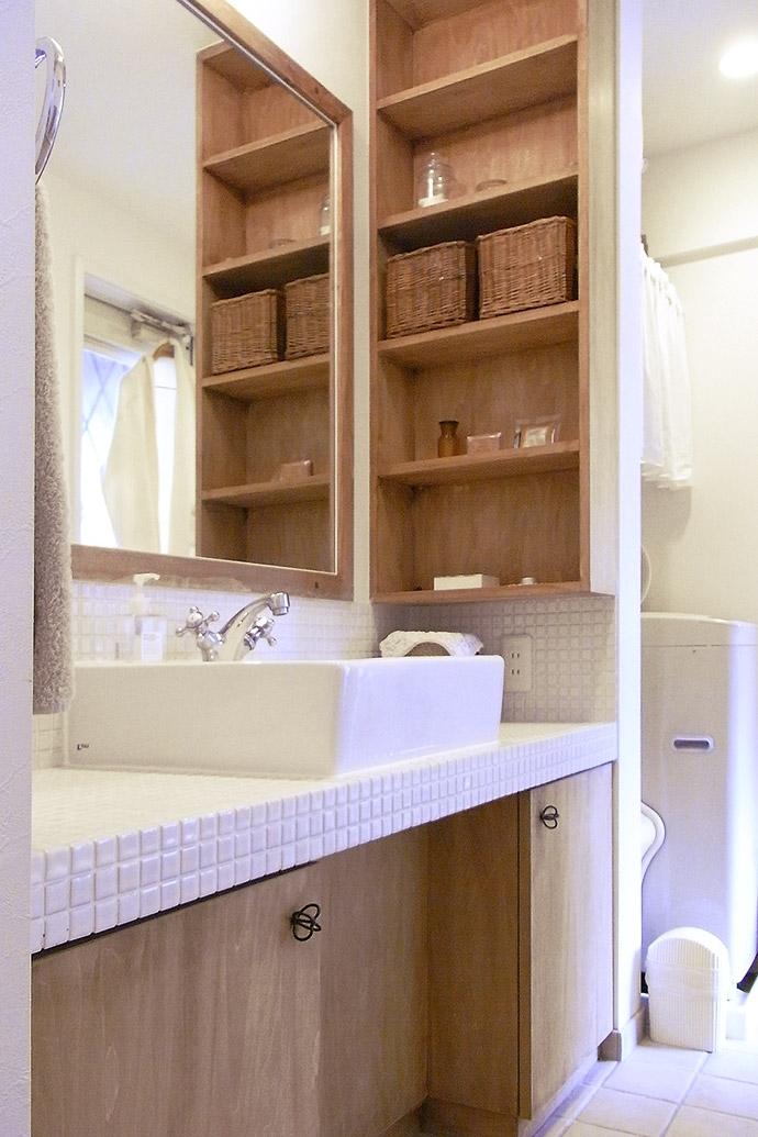 世田谷区E・S邸~ARUCO~の写真 洗面室