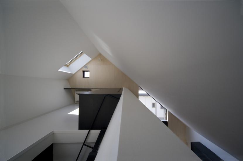 オウチ01・狭小二世帯住宅の部屋 ロフト