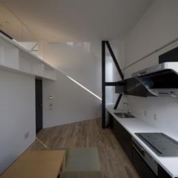オウチ01・狭小二世帯住宅