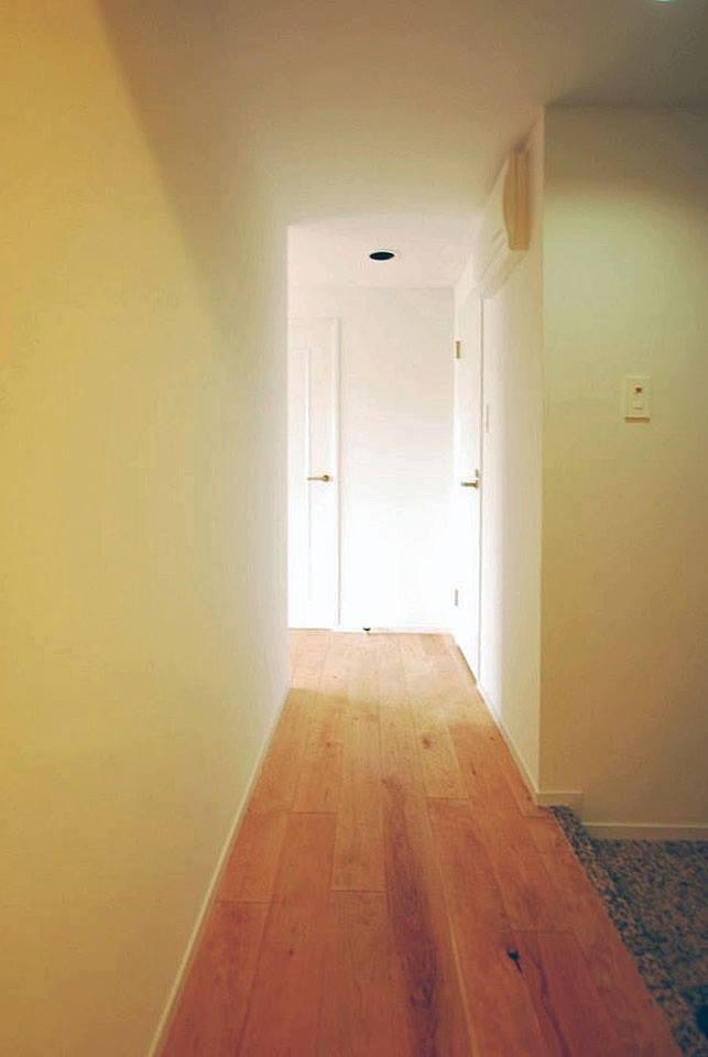 用賀の部屋 (玄関廊下)