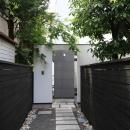 石川淳の住宅事例「インナーバルコニーのある家 OUCHI-25」