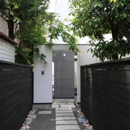 オウチ25・インナーバルコニーの家